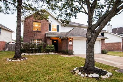 Cinco Ranch Single Family Home For Sale: 3130 Glenthorpe