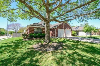 Katy Single Family Home For Sale: 1505 Dan Cox Avenue