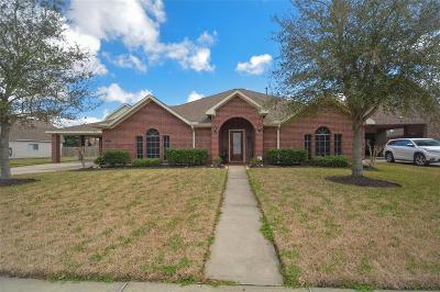 League City TX Single Family Home For Sale: $399,000