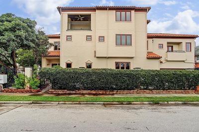 River Oaks Single Family Home For Sale: 2518 Kingston Street