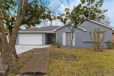 Houston Single Family Home For Sale: 10910 Sandstone Street