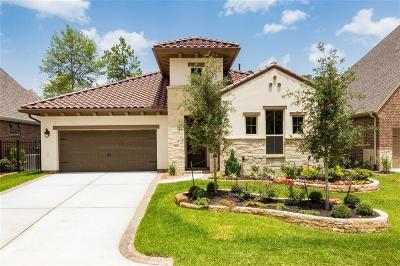 The Woodlands TX Single Family Home For Sale: $559,370