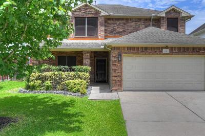 Houston Single Family Home For Sale: 10110 White Oak Trail Lane