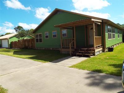 Santa Fe Single Family Home For Sale: 4605 Davis Hall Road