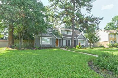 Houston Single Family Home For Sale: 5719 Lookout Mountain Drive