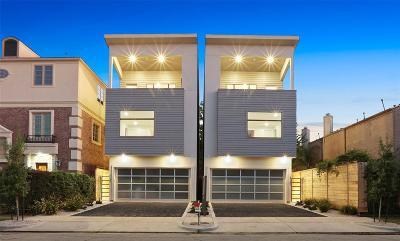 Houston Single Family Home For Sale: 2147 Harold Street