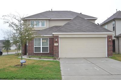 Houston Single Family Home For Sale: 11010 E Fall Fern Circle