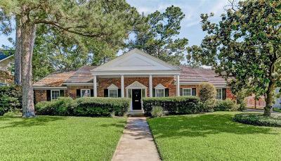 Houston Single Family Home For Sale: 12311 Beauregard Drive