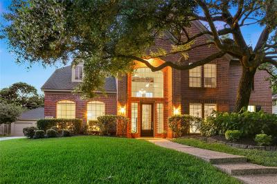 Kingwood Single Family Home For Sale: 5911 Rapid Creek Court