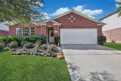 Kingwood Single Family Home For Sale: 2739 Woodspring Forest Drive