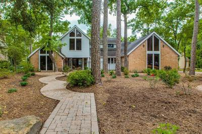 The Woodlands Single Family Home For Sale: 10909 Sweetspire Place
