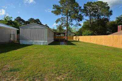 Santa Fe Single Family Home For Sale: 5010 Mulberry Street