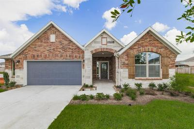 Manvel Single Family Home For Sale: 7003 Water Glen Lane