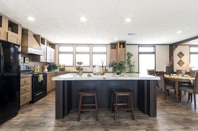 Santa Fe Single Family Home For Sale: 8803 Baker Street