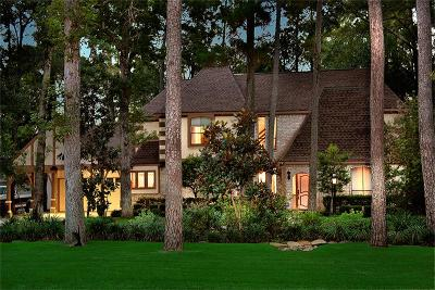 The Woodlands Single Family Home For Sale: 5 Coralvine Court