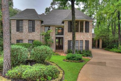 The Woodlands Single Family Home For Sale: 6 Skyflower Drive