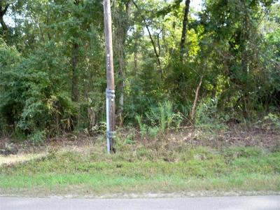 Conroe Residential Lots & Land For Sale: Calhoun Road