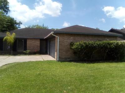 Missouri City Single Family Home For Sale: 6715 Maczali Drive