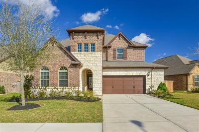 Manvel Single Family Home For Sale: 4306 Bayberry Ridge