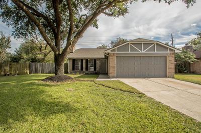 Houston Single Family Home For Sale: 11718 Clover Green Lane