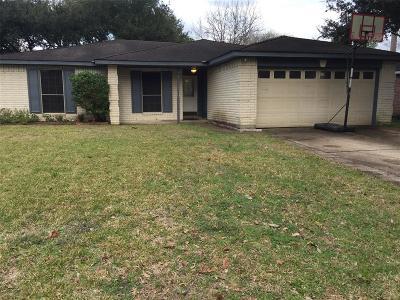 Sugar Land Single Family Home For Sale: 16819 Ribbonridge Drive