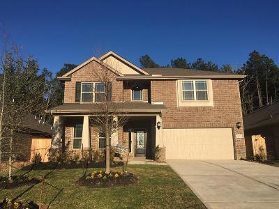 Conroe Single Family Home For Sale: 3009 Quarry Springs Drive