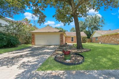 Spring Single Family Home For Sale: 2323 Marble Falls Drive