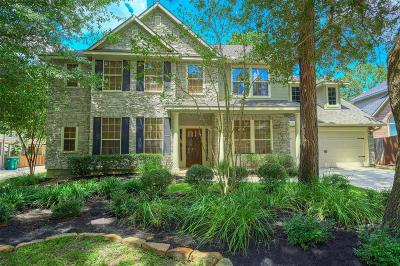 The Woodlands Single Family Home For Sale: 134 S Bluff Creek Circle