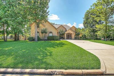 Montgomery Single Family Home For Sale: 252 Camden Hills