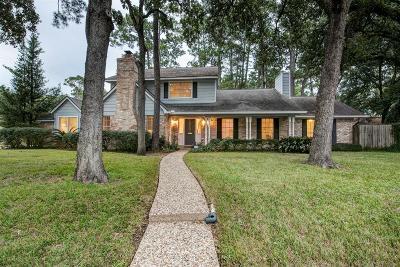 Briargrove Park Single Family Home For Sale: 1007 Briarpark Drive