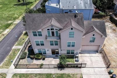 Houston Single Family Home For Sale: 5251 Inker Street