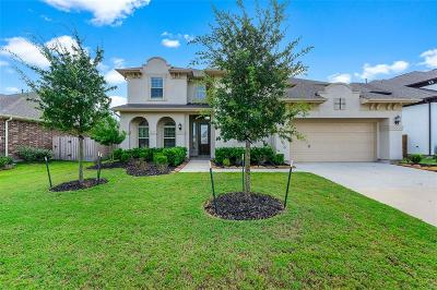 Cypress Single Family Home For Sale: 11818 Trinity Bluff Lane