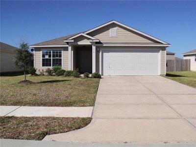 Richmond Single Family Home For Sale: 7210 Shining Mist Lane