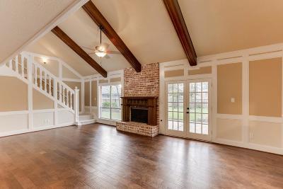 Spring Single Family Home For Sale: 6718 Saffron Hills Drive