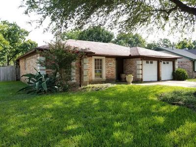 Houston Single Family Home For Sale: 19610 Mallard Lake Ln Lane