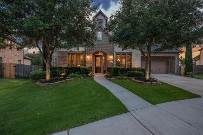 Cinco Ranch Single Family Home For Sale: 4706 Mardell Manor Court