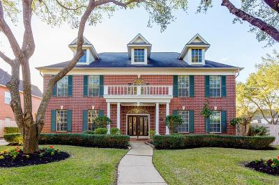 Sugar Land Single Family Home For Sale: 3206 Williams Glen Drive