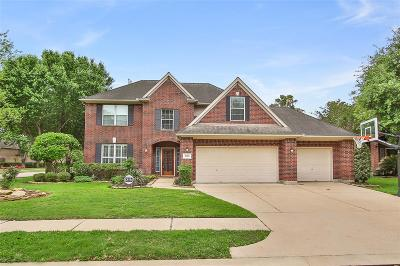 Single Family Home For Sale: 12903 Coral Crest