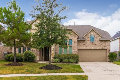 Summerwood Single Family Home For Sale: 14303 Mopan Springs