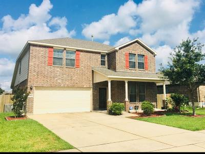 Richmond Single Family Home For Sale: 5311 Fossil Stone Lane