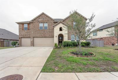 Pearland Single Family Home For Sale: 2102 Sunset Terrace Lane