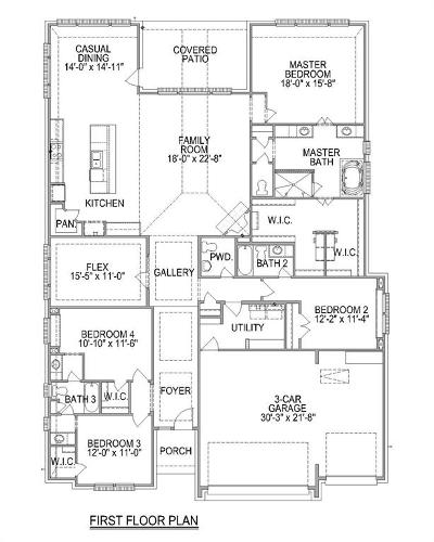 Cypress TX Single Family Home For Sale: $449,865