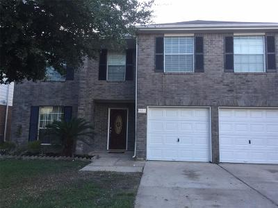 Houston Single Family Home For Sale: 9915 Northwest Park Place Drive