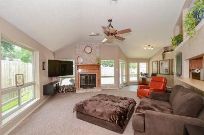 Houston Single Family Home For Sale: 18043 Green Hazel Drive Drive