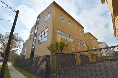Houston Single Family Home For Sale: 4808 Chenevert Street