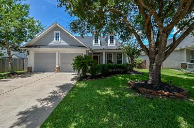 Cypress Single Family Home For Sale: 15714 Tylermont Drive