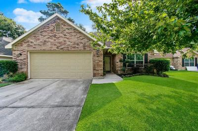 Conroe Single Family Home For Sale: 10904 Oriole Place