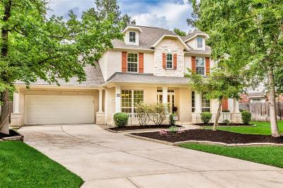 The Woodlands Single Family Home For Sale: 22 Picasso Path Place