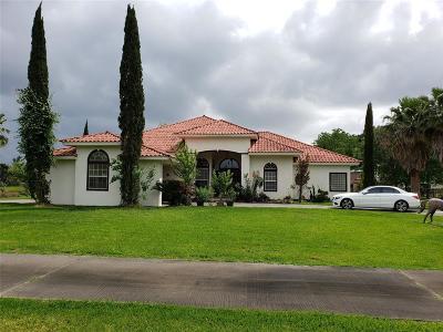 Single Family Home For Sale: 9715 Lou Edd Road