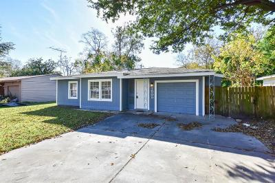 Texas City Single Family Home For Sale: 1505 2nd Avenue N